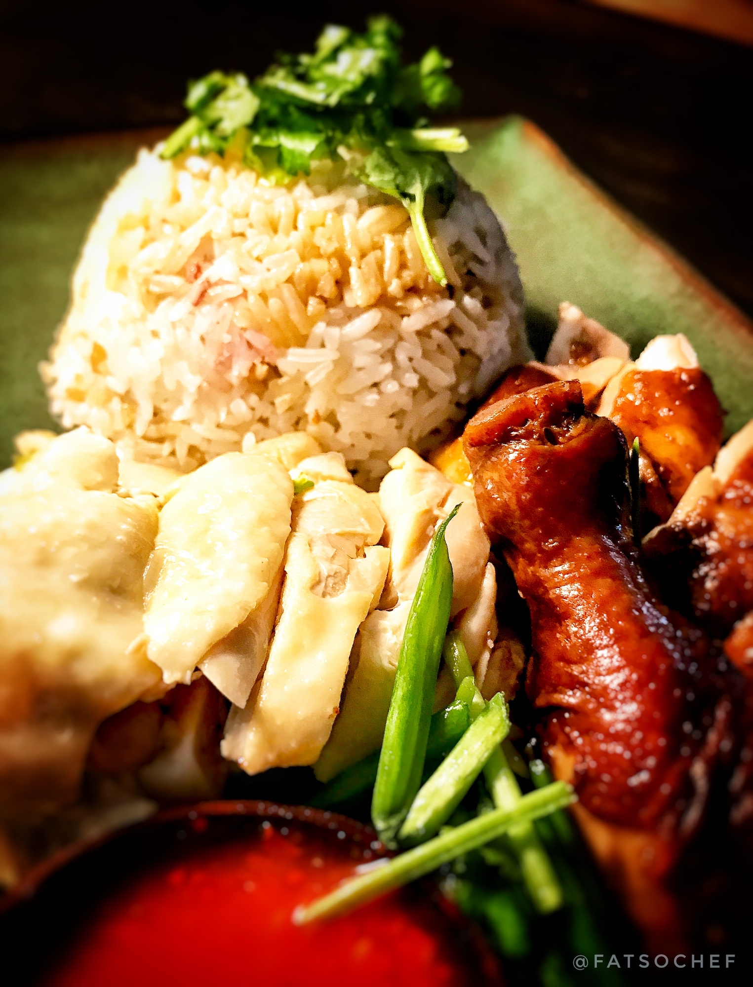Singapore - Hainanese Chicken - 1525 - 2000