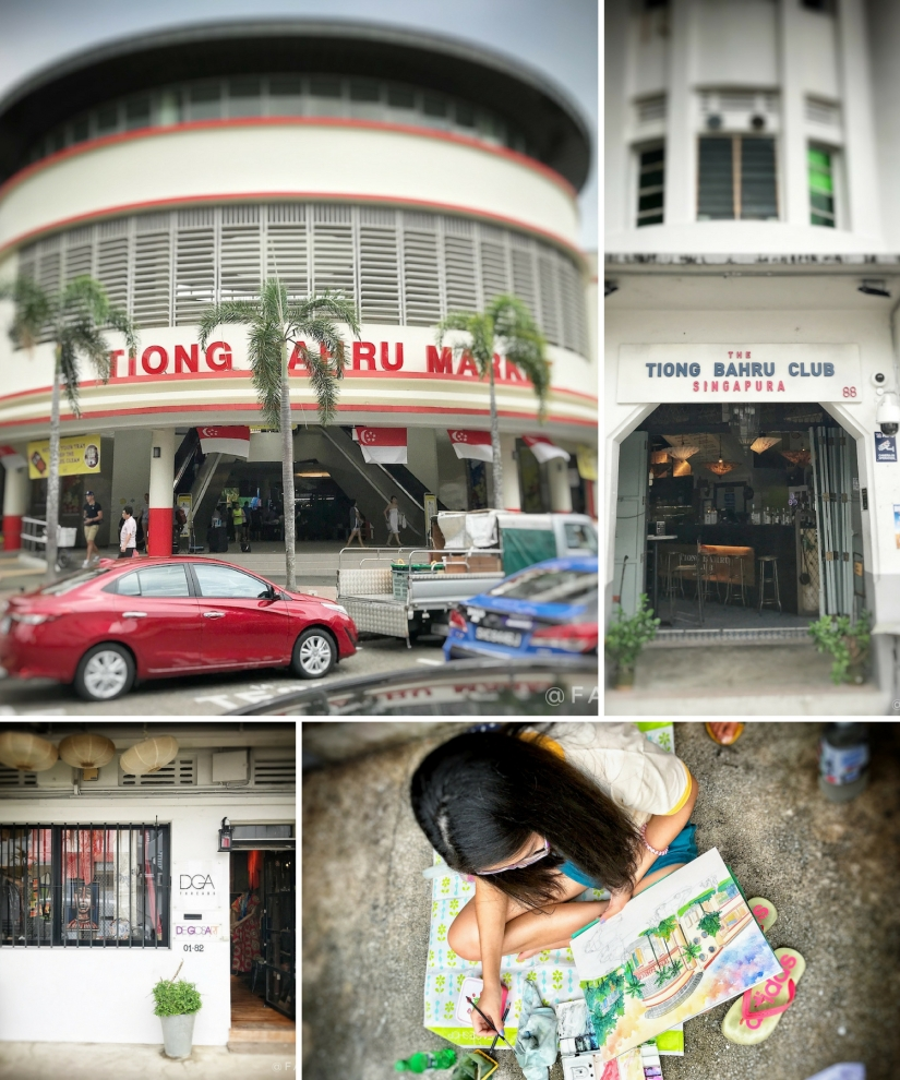 Singapore - Tiong Bahru - 4 pic